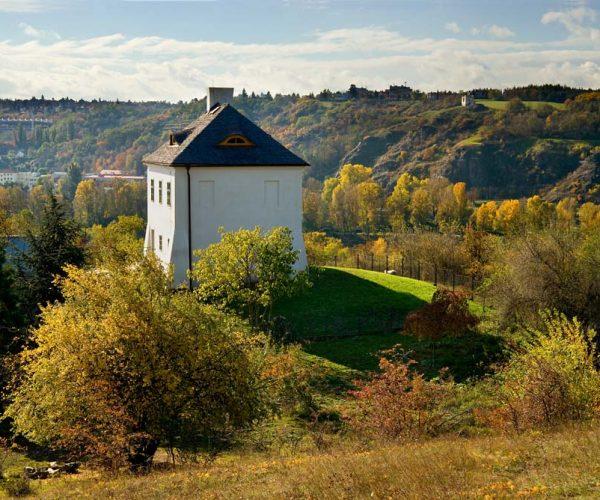Rekonstrukce viničního domu Sklenářka