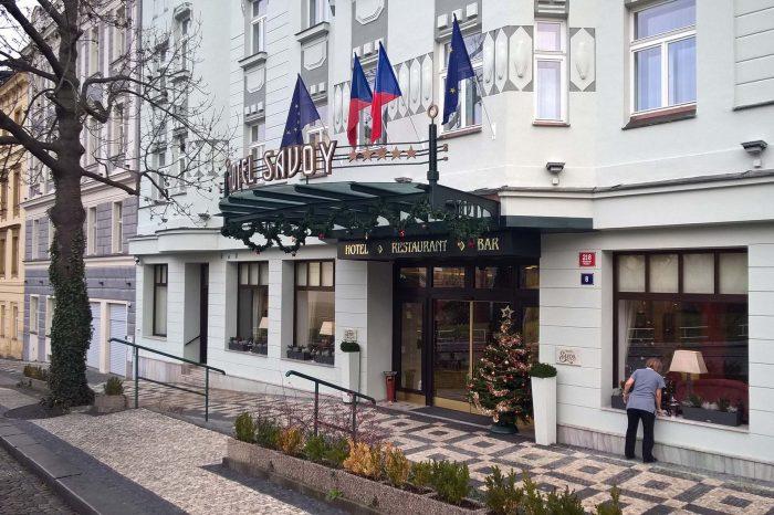 Rekonstrukce hotelu Savoy - exteriér