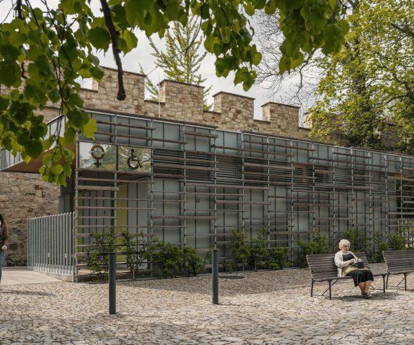 Veřejné WC Petřín