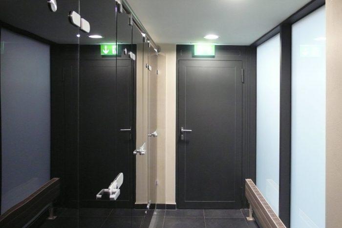 Nové toalety u sv. Víta na Pražském hradě